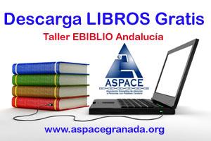 Taller gratuito. Descarga libros gratis online con Ebiblio Andalucía
