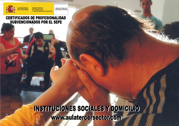 CERTIFICADOS GRATUITOS CUIDADORES INSTITUCIONES Y DOMICILIO