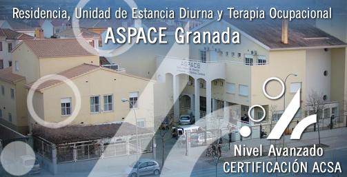 ASPACE Granada obtiene el reconocimiento de calidad ACSA