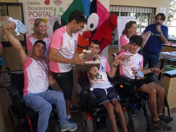 Un millar de gracias por hacer posible la III Carrera Solidaria de ASPACE por la parálisis cerebral