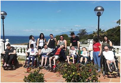 Programa De Ocio Aspace Ganada 2018 2019 Aspace Granada